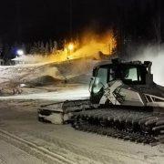 Snøanlegg med SMI Snow Makers
