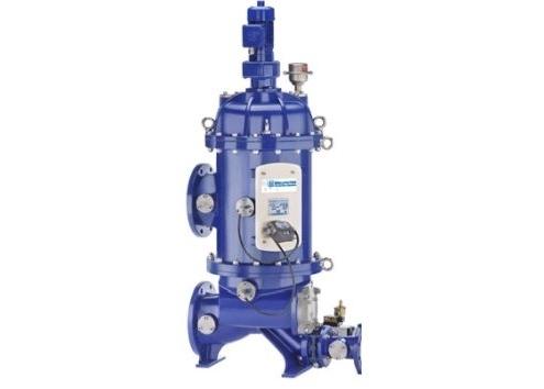 Bollfilter til bruk i pumpehus og snøproduksjon
