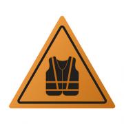 Det er viktig å tenke på sikkerhet når man driver med snøproduksjon