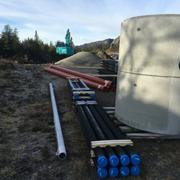 Rør fra Alvenius levert til anlegg i Norge