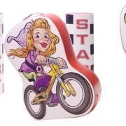 Utstyr for barnebakker og skileik