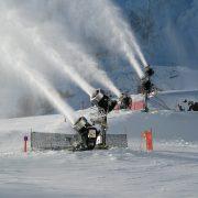 Effektiv snøproduksjon på høyt nivå